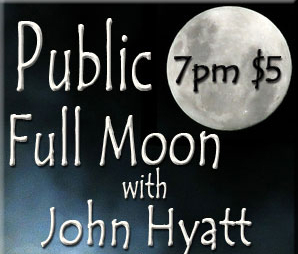 Public Full Moon Ritual and Celebration